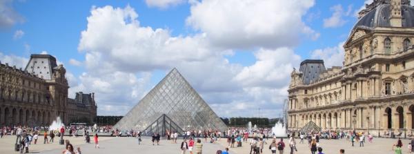 Musée du Louvre entrance