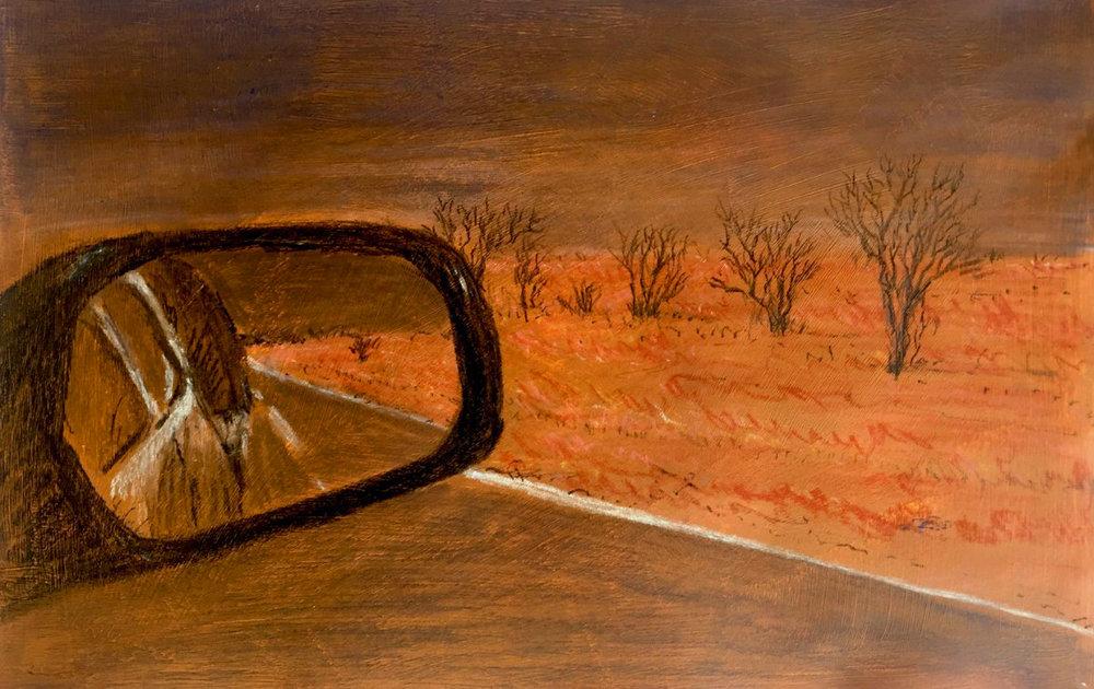 Rear Vision, Same Vision