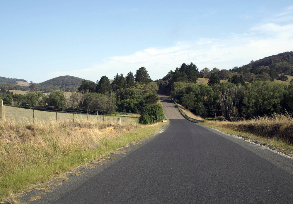 NSW Roads into Goulburn