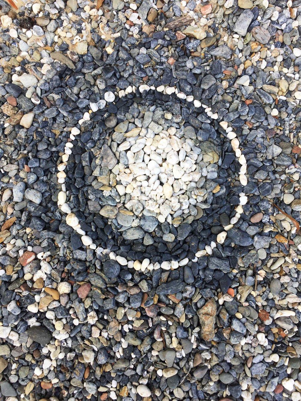 a gorgeous installation on Stingray Bay