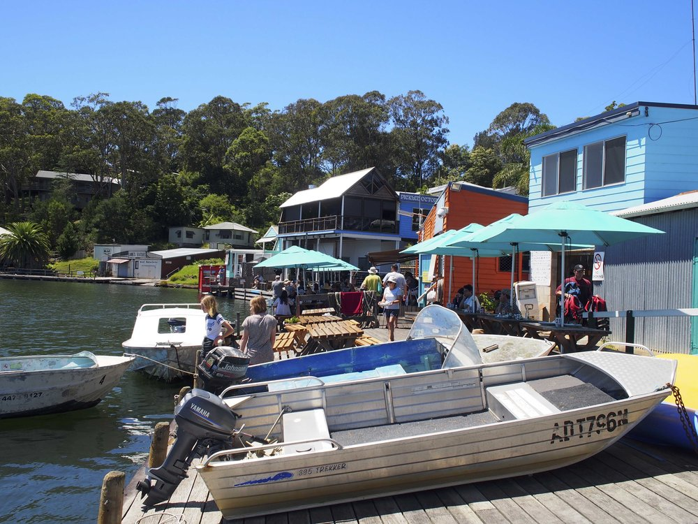 The Boatshed at Tuross