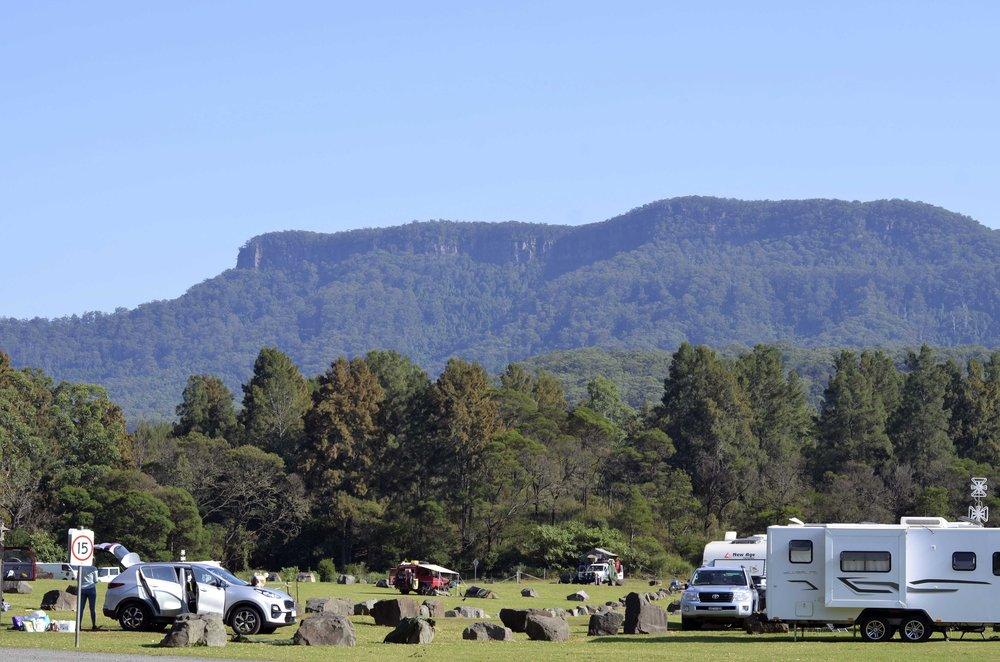 Bendeela Campground
