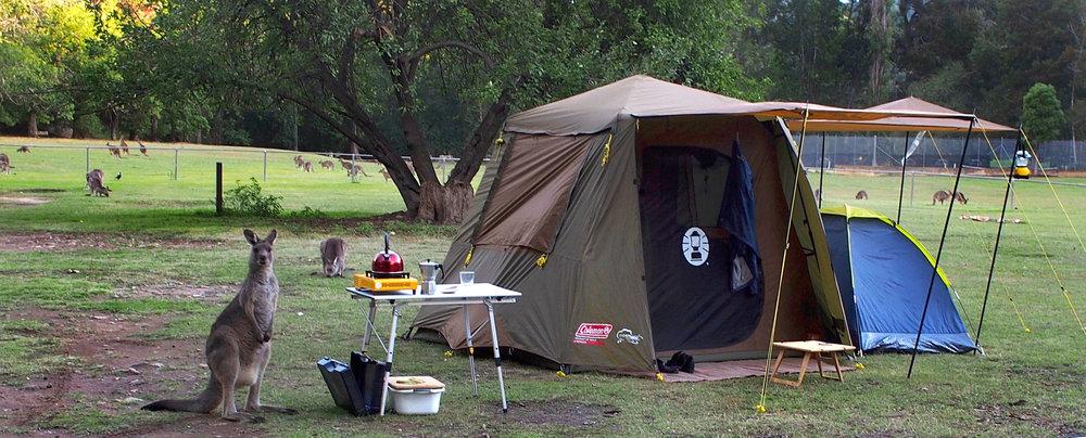 Camp Wombeyan