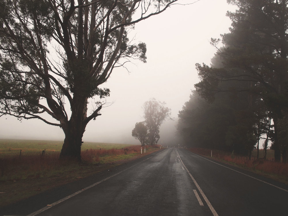 """Abercrombie Road … I only just realised that a lot of the roads have second names….'The Tablelands Way"""" :-)"""