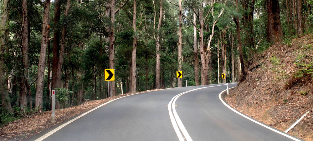 up the Macquarie Pass
