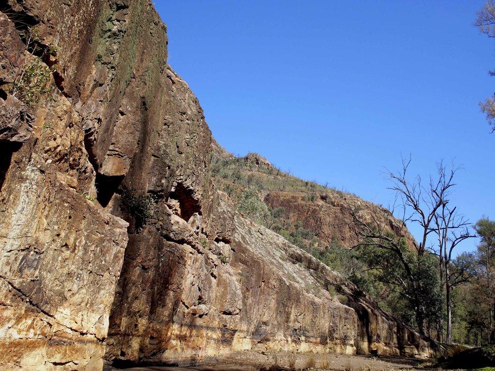 Wambelong Canyon Walk