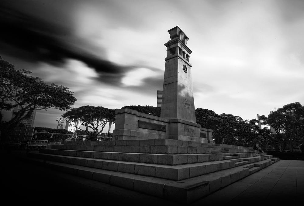 Everlasting through time - World War 2 Memorial