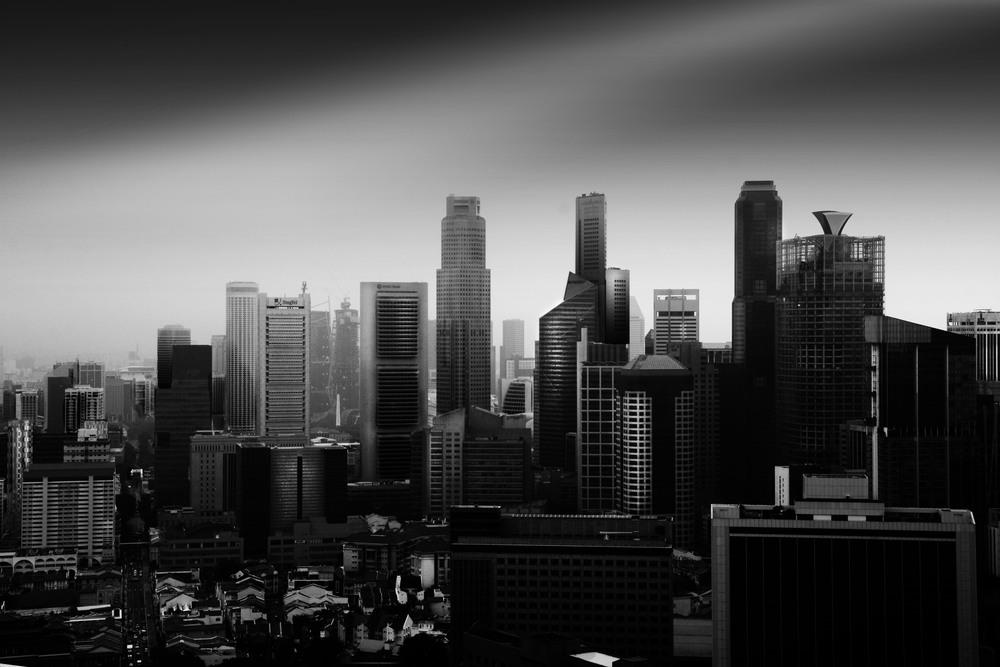 Singapore - The Concrete Jungle
