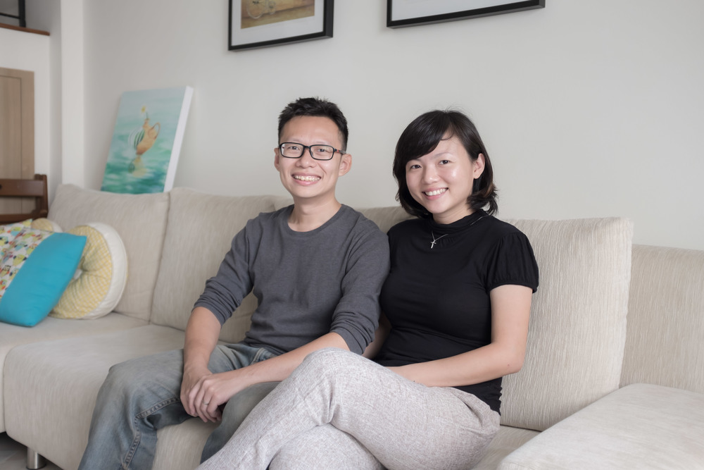 Kenneth and Hui Wen, Studio Asobi