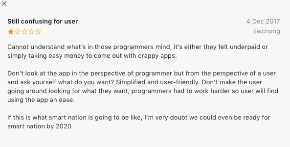 I think this user perfectly sums up the purpose of this project.
