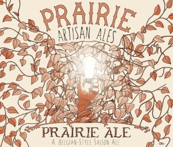 Prairie Ale Prairie Ale is fermented with a mix of ale yeast, wine yeast, and brettanomyces. Notes of black pepper and pineapple can be found in this beer. A healthy dose of saaz hops are used to add a spicy element to the beer.  8.2%ABV, Saison