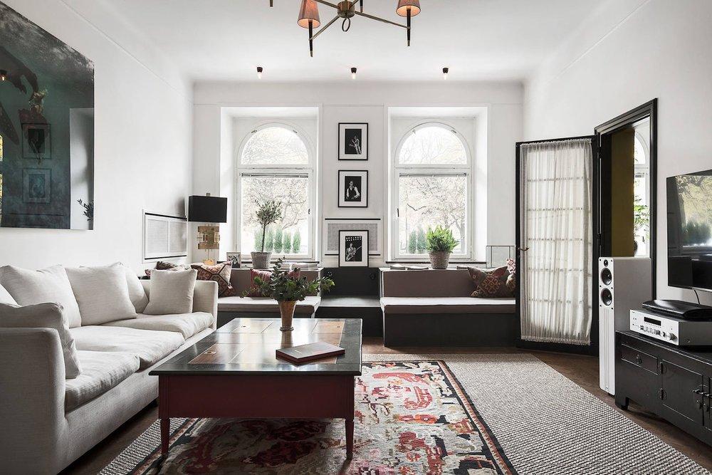 Accente vintage și bucătărie până în tavan într-un apartament de 73 m² 2.jpg