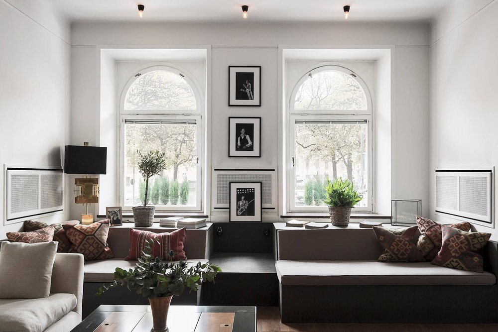 Accente vintage și bucătărie până în tavan într-un apartament de 73 m² 3.jpg