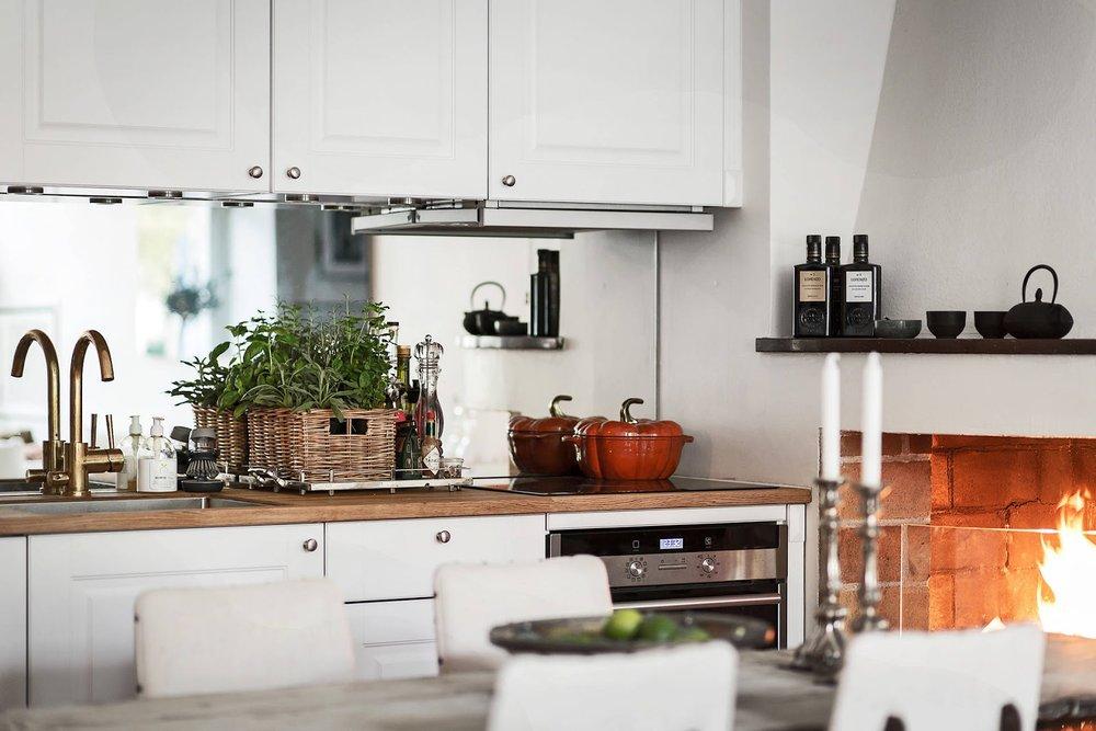 Accente vintage și bucătărie până în tavan într-un apartament de 73 m² 5.jpg
