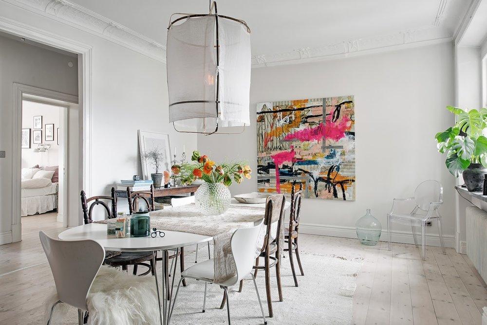 Bej, crem și accente subtile pastelate într-un apartament de 106 m²   16.jpeg