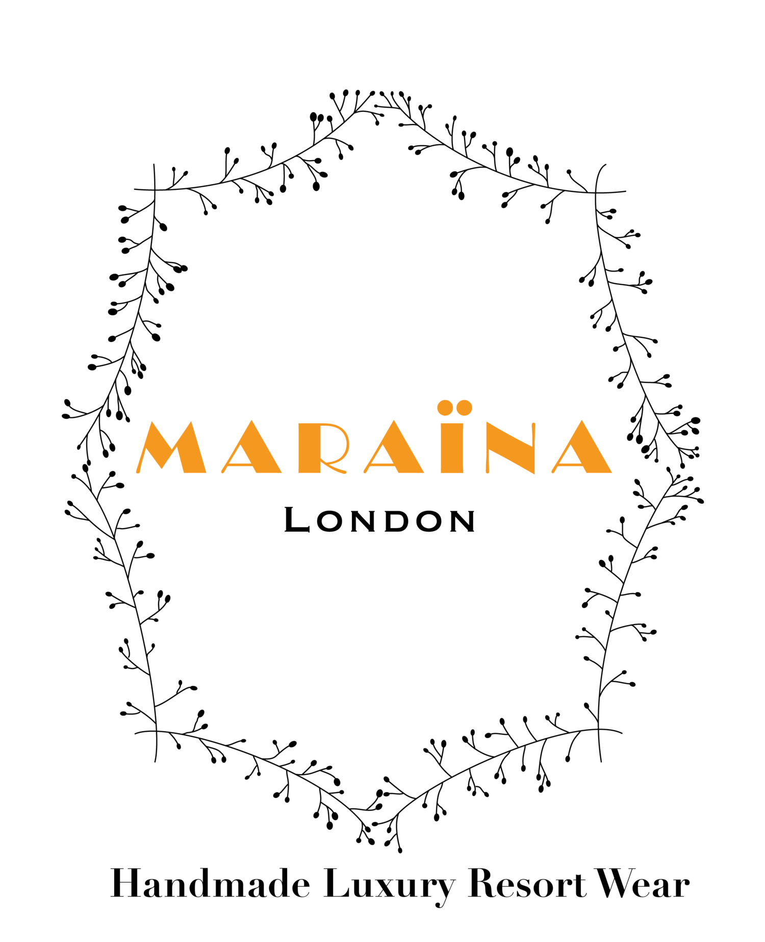 Maraïna London- luxury resortwear