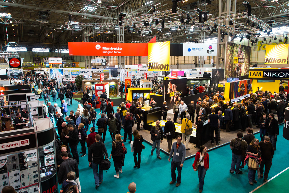 The Photography Show 2015