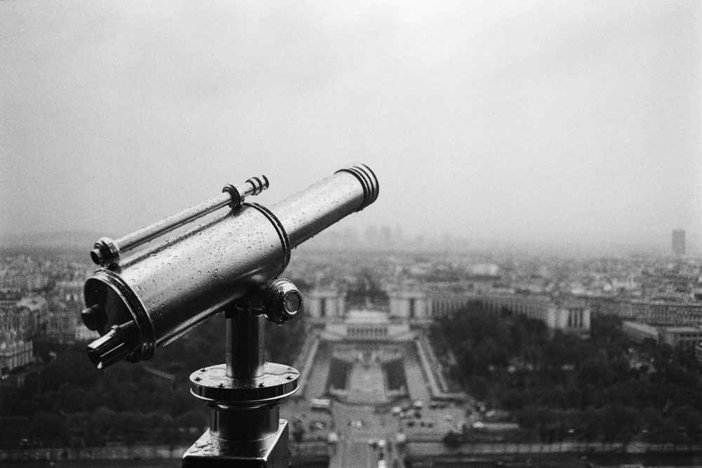 Paris (7) Eiffel Tower Telescope.jpg