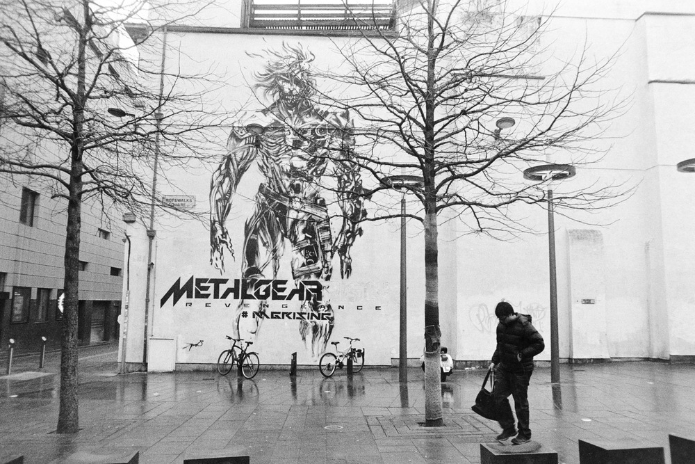 Liverpool 2013 (4) Metal Gear Rising Graffiti Ropewalks.jpg
