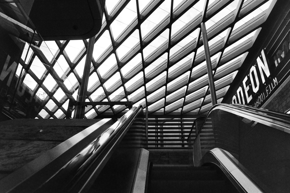 Liverpool 2013 (6) Liverpool ONE Escalator.jpg