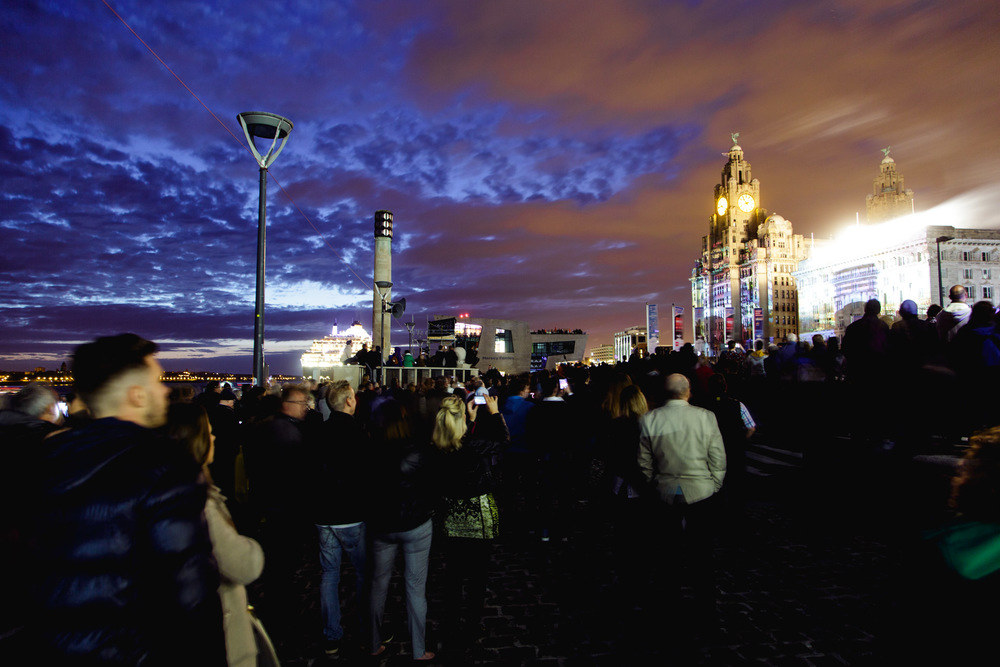 Andrew Wilson Photography Amazing Graces Liverpool Liver Building Cunard