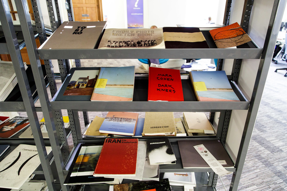 There was a diversity in the imagery and layouts of the books and they showed what is possible with a photobook.