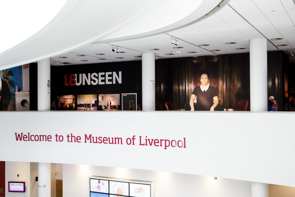 L8 Unseen  brought together photos and stories of people from the Liverpool 8 area.