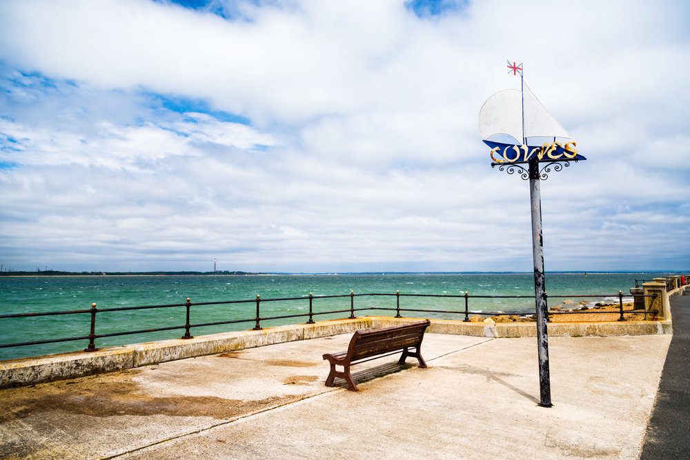 Andrew Wilson Photography Isle of Wight (9) Cowes Sign.jpg