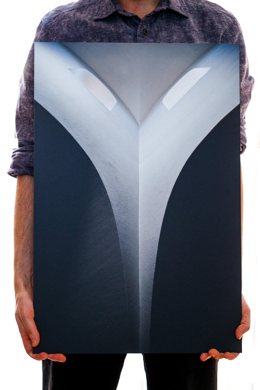 'Asymmetrical Symmetry' (40x60cm - £90)