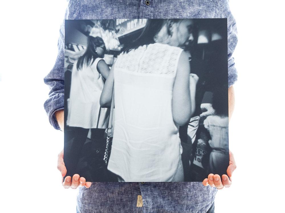 'Sleeveless in Summer' (40x40cm - £70)