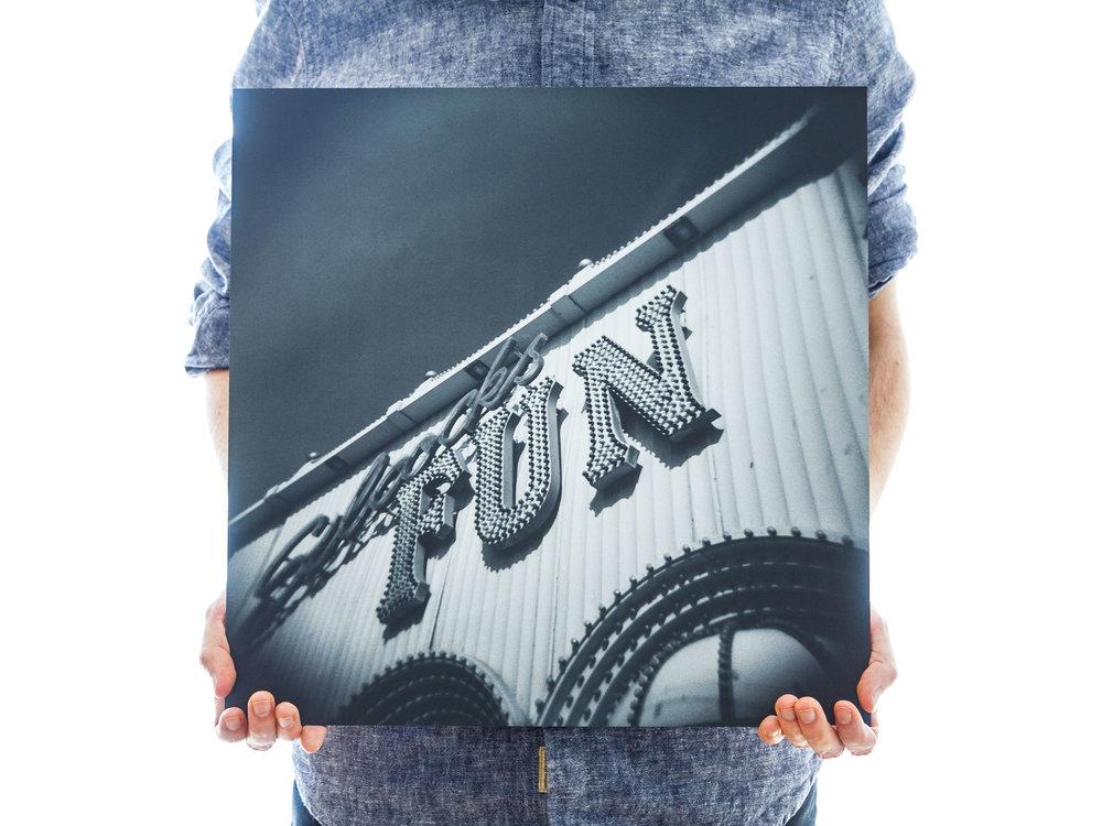 'Fun' (40x40cm - £70)
