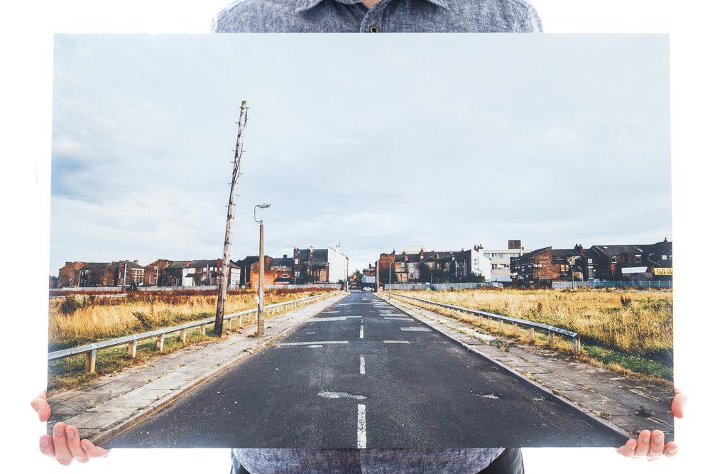 'Cicely Street' (75x50cm - £130)