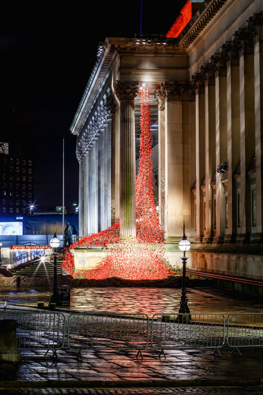Weeping Window Paul Cummins Tom Piper Liverpool St.George's Hall Andrew Wilson Photography (32).jpg