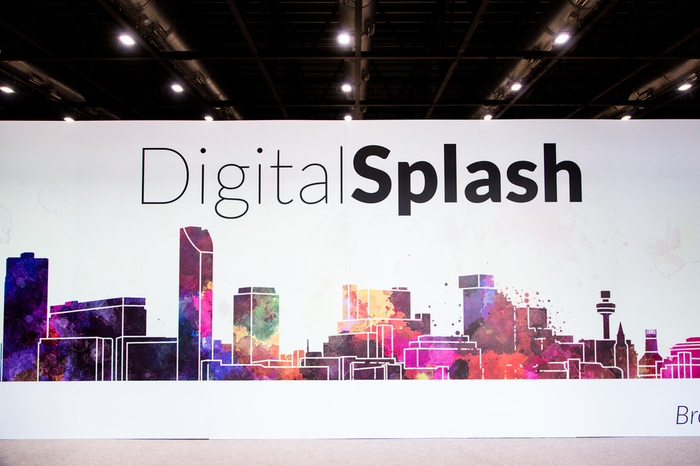 October - Digital Splash photo show at the Exhibition Centre in Liverpool.