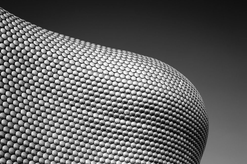 The Selfridges building.