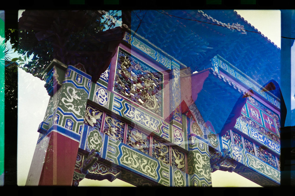 Chinatown, Liverpool.
