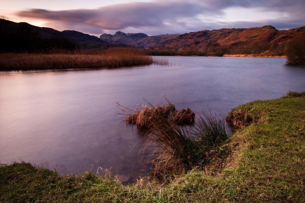 A return to the Lake District. I remembered my tripod this year, so I wanted to shoot long exposures...