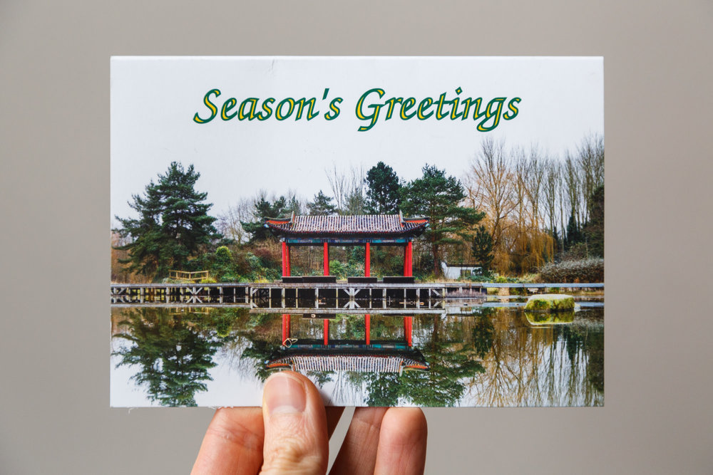 A little competition win where a photo I took at the start of the year was used by my local Green Party for their Christmas card. This photo bookends the year nicely!