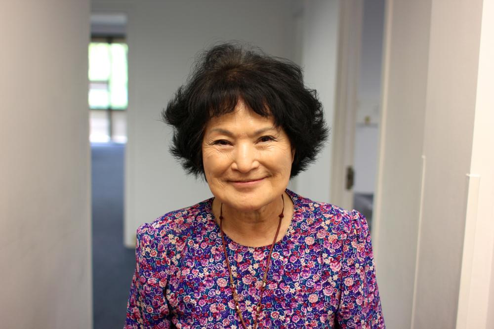Mrs. Wang 1