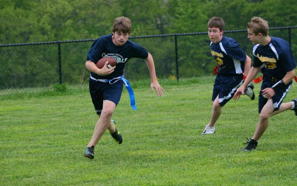 Boys' Flag Football
