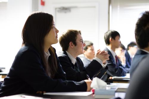 International Students -