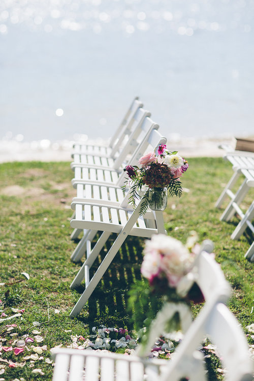 Ceremony package flowers