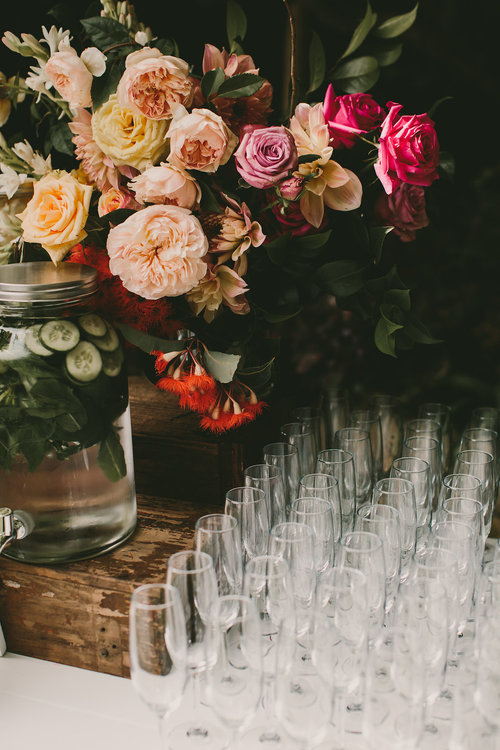 Ceremony packages - flowers