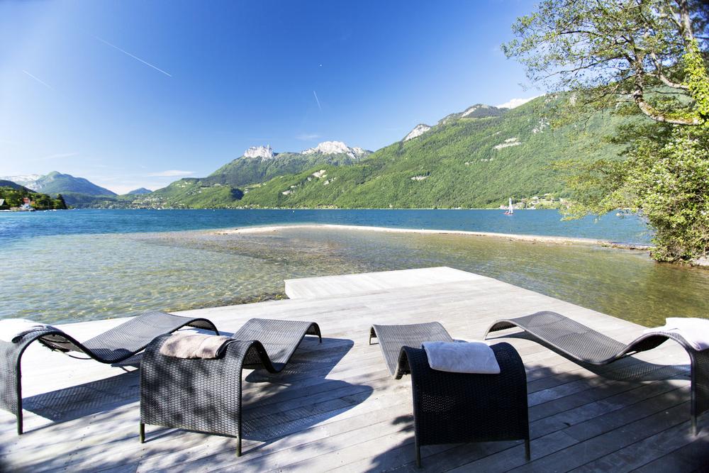 La Villa du Lac D'Annecy