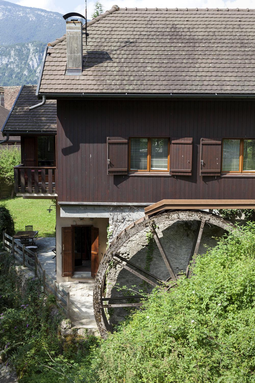 Sawmill - Angon lake Annecy