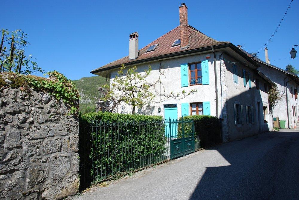 Charmante maison de Village Talloires