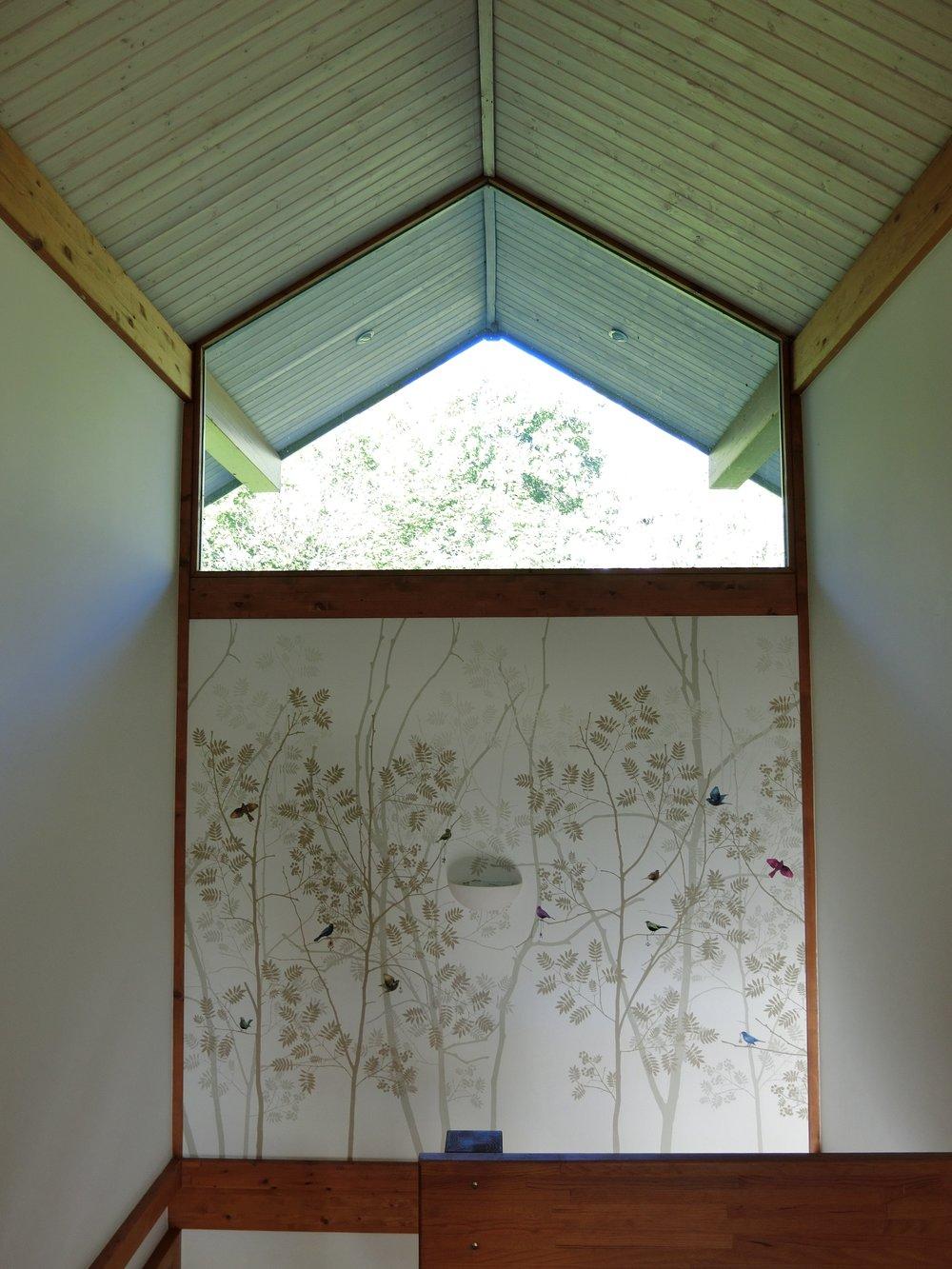 feature wall paper verel house.jpg