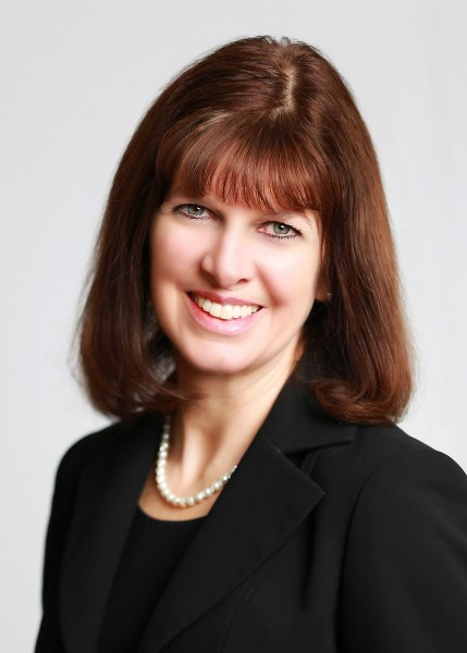 Sharon Mortensen, President and CEO