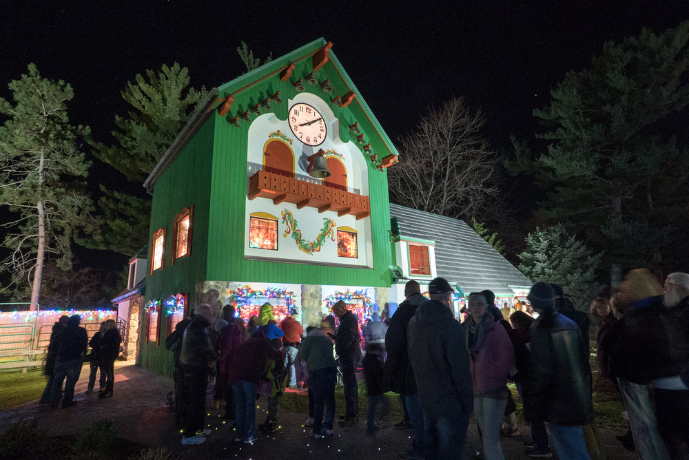 Midland's Santa House is open throughout December