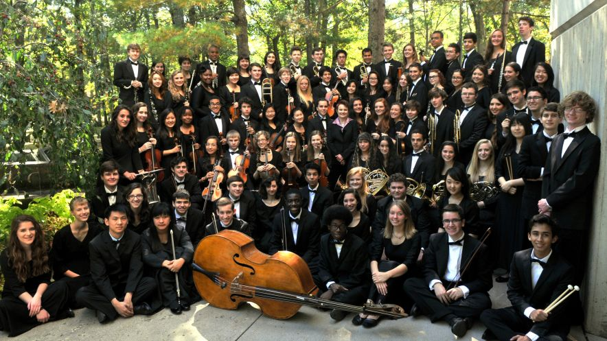 Click here  to apply to the Interlochen Academy/Arts Camp Scholarship. Scholarships are available for both summer camps as well as the Interlochen Academy. Applications accepted throughout the year.